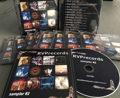 RVPrecords sampler #2