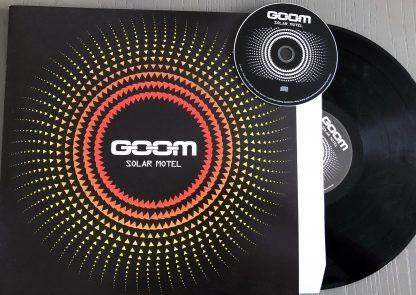 GOOM - Solar Motel (vinyl)