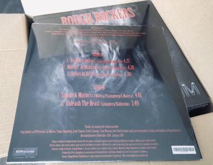 Rough Rockers - Smoke & Mirrors